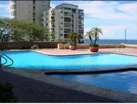 Vendo apartamento  rodadero a dos cuadras  de la playa