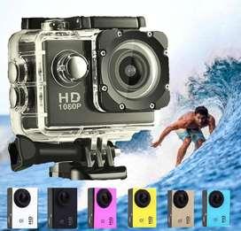 Lindas cámaras deportivas fullHD1080P