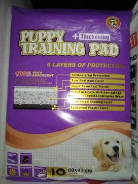 Tapetes entrenador para mascotas