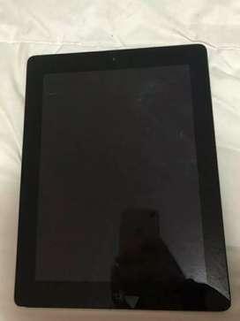iPad (3ra generación). De 16GB. Usado.