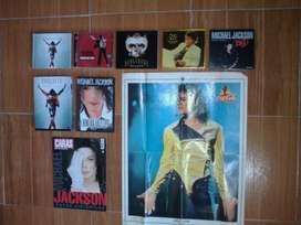 Cds Y Dvds de Michael Jackson