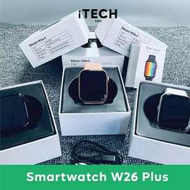 Smart watch serie 6 plus