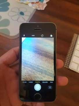 Iphone 5s exelente estado