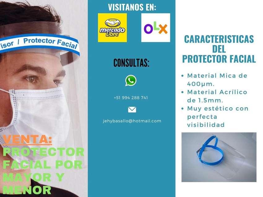 Careta Facial Protectoras 0