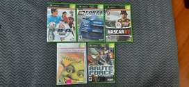 Juegos para Xbox Caja Negra