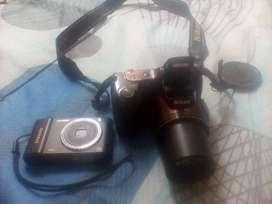 vendo Nikon Coolpix L820