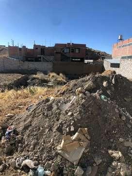 Terreno en venta en ILAVE salida totorani