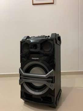 Cabina de sonido Panasonic