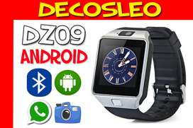 Smart Watch Dz09 Reloj Inteligente Telefono Liberado Mod2018