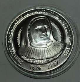 Moneda Madre Laura