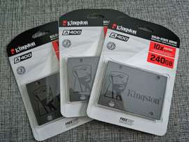Kingston disco ssd 240Gb A400