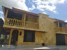 Vendo hermosa casa en Honda Tolima.