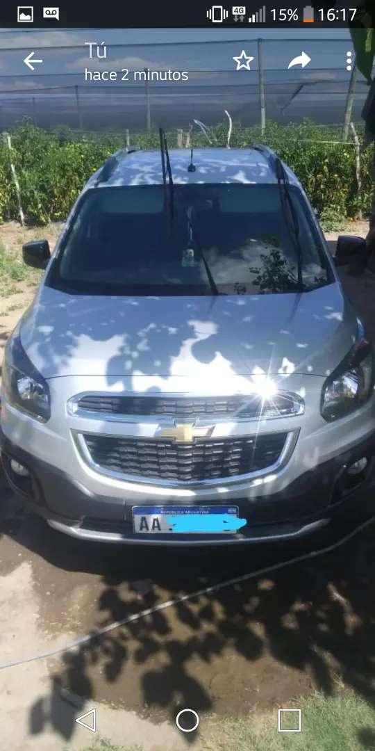 Chevrolet spin 0