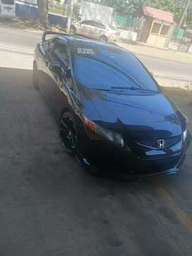Vendo honda civic coupe