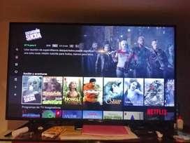 Vendo TV samsung Smart de 48 pulgadas 4k