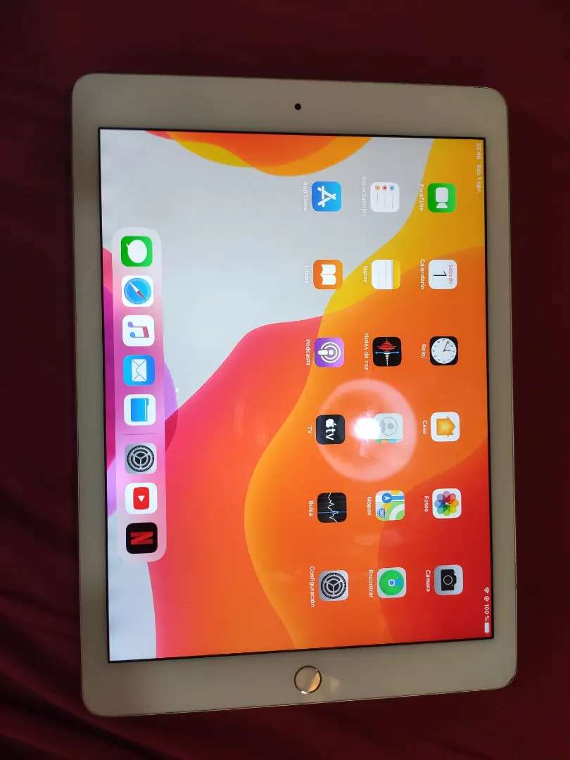 Apple Ipad Air 2, 64gb, Como Nuevo. 0