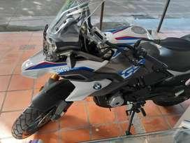 VENDO MOTOCICLETA BMW GS310