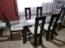 Remato Comedor 6 sillas