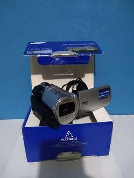 Videocámara Samsung HMX-F80