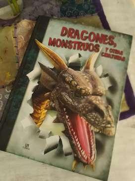 """Libro """"Deagones, monstruos y otras Criaturas"""""""