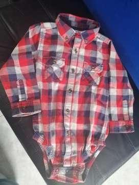 Camisas Carters Como Nuevas