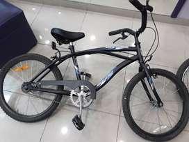 Bicicleta semi nueva rodado 20