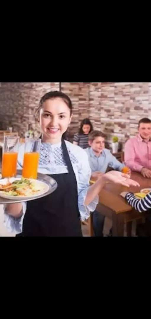 Restaurante chifa busca señoritas mozas y un AYUDANTE DE COCINA 0