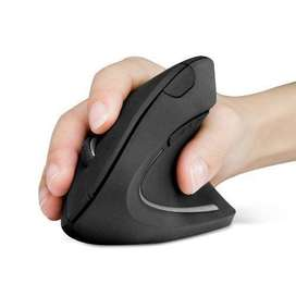 Mouse Inalámbrico Ergonómico