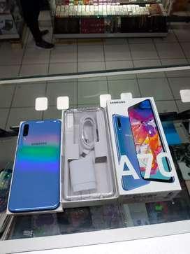 Samsung A70 (como nuevo)