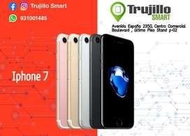 iPhone 7 32 Gb Tienda Fisica