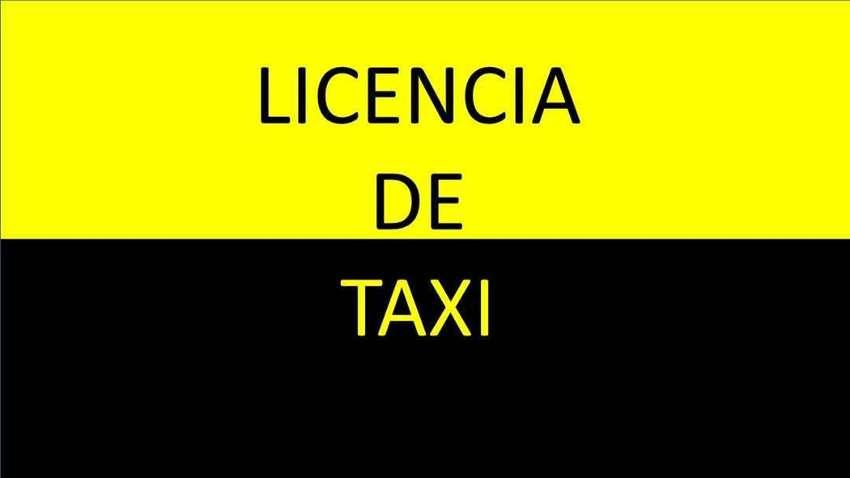 Transfiero Licencia de Taxi