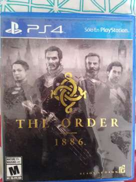 Juego the order
