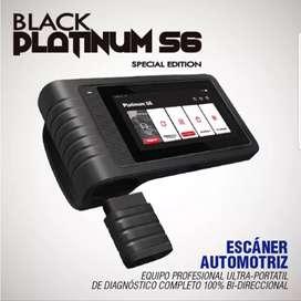 Scanner Automotriz Black Platinum S6