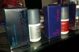 Combos promoción loción y desodorantes para Hombres