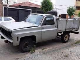 URGENTE..VENDO Chevrolet C10 Perkin 4 con Mejoras Hidrau S/insta