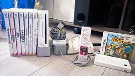 Nintendo Wii y nintendo Ds