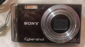 Cámara SONY Cyber-shot lente lens