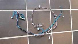 Cables Conectores Lavadora Whirlpool Carga Frontal