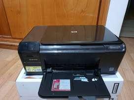 Impresora multifuncion HP C4780