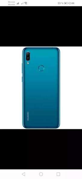 Huawei poco uso  350