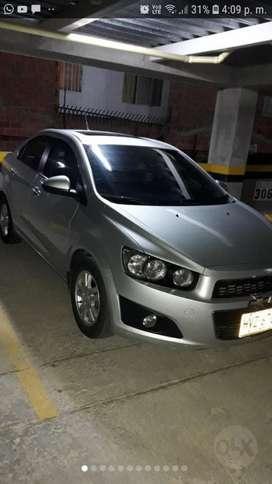 Vendo Chevrolet Sonic 2015 Muy Hermoso