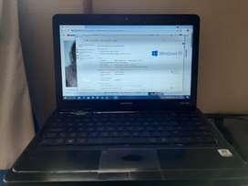 Portátil Compaq CQ43 core i5