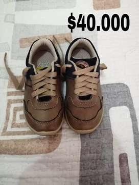Hermosos zapatos en excelente estado