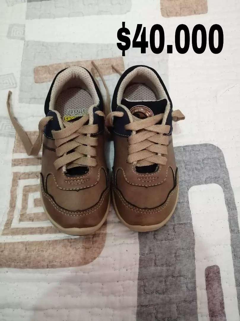Hermosos zapatos en excelente estado 0