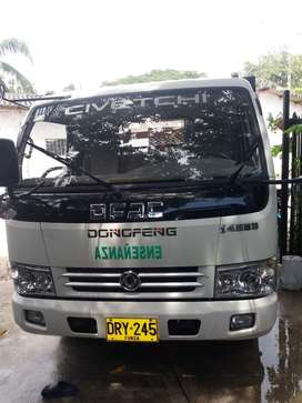Camion dong feng