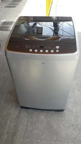 Lavadora digital Haceb 24 libras usada en muy buen estado