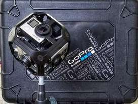 Camara 360 Omni Gopro Profesional Alta calidad