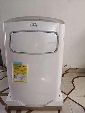 Venta de aire acondicionado portátil.