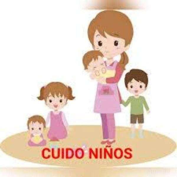 Cuidado de niños y oficios varios 0
