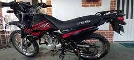 Hermosa yamaha XTZ 125